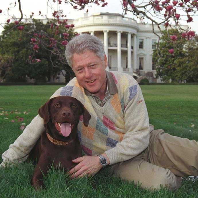 Собаки из Белого дома